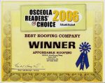 2006-best-roofing-company-certificate