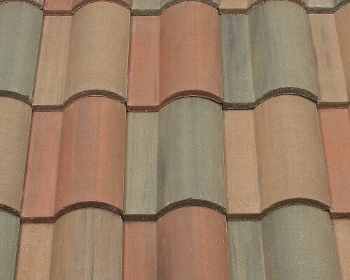 Spanish style roof tile options and colors affordable for Spanish style roof tiles