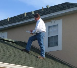 roof inspection property inspector