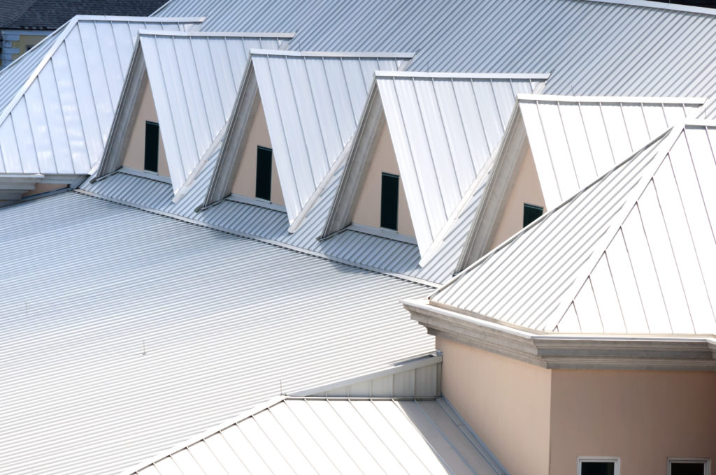 Affordable Metal Roofing Types Of Metal Panels Options In Central