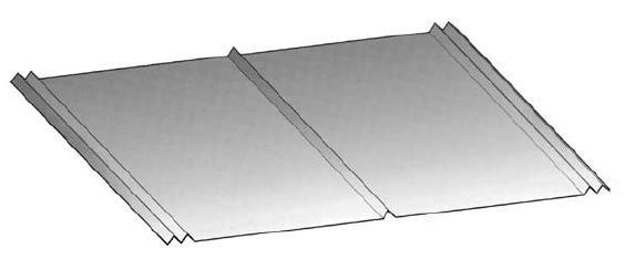 ... Classic 5V Crimp Metal Panel