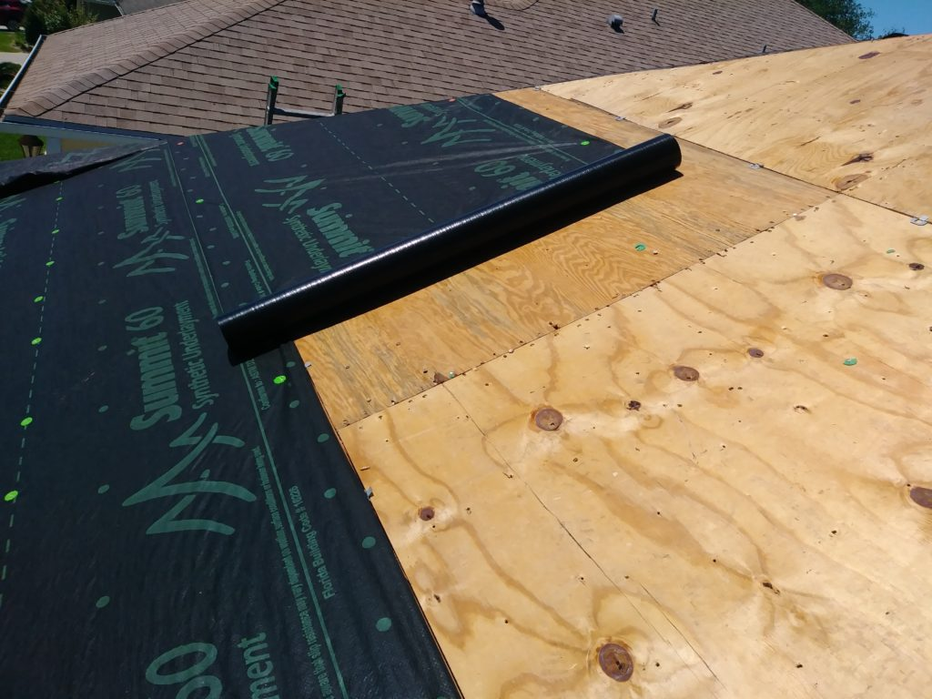 Affordable Roof Underlayment ׀ Felt Amp Tar Paper ׀ Roof