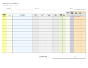 weekly time sheet pdf affordable roofing by john cadwell inc