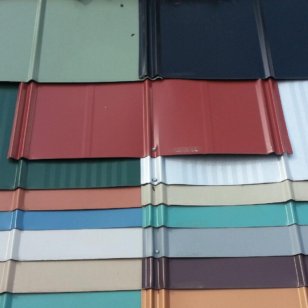 5v Crimp Metal ׀ Affordable Roofing Installation ׀ Metal