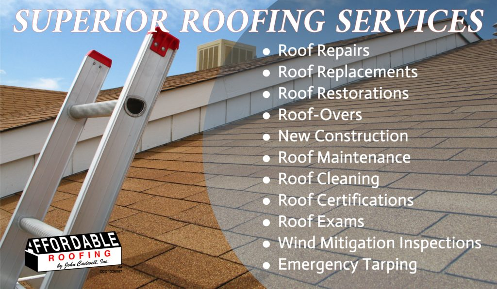Affordable Roofing Services In Kissimmee Amp Tavares Florida