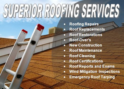 Affordable Roofing Superior Services